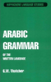 G W Thatcher Arabic Grammar of the Written Language